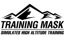 training mask logo