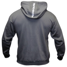 BADBOY LIHNA ATHLETIC HOODIE GREY2