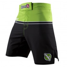 hayabusa-sport-shorts-green-front-left