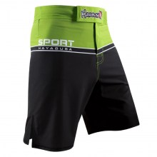 hayabusa-sport-shorts-green-front-right
