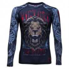 knockout kids rashguard lion 192