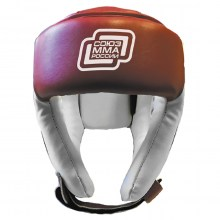 mma headguard red 1