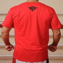 tapout classic tshirt red2