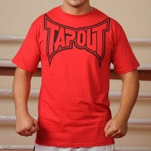 tapout classic tshirt red