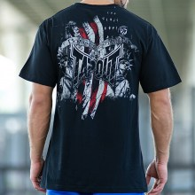 tapout standing strong tshirt2