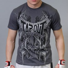 tapout warrior tshirt grey